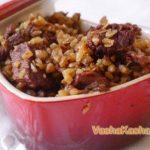 Вкусная рассыпчатая гречневая каша с мясом – пошаговый рецепт