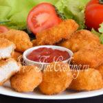 Как приготовить куриные наггетсы из филе в домашних условиях — рецепт