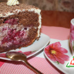 Торт Пьяная вишня – классический пошаговый рецепт в домашних условиях