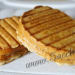 Горячие бутерброды - рецепт с фото