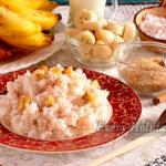 Рисовая каша на кокосовом молоке – вкусная экзотика