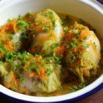 Голубцы из пекинской капусты - вкусный рецепт с пошаговым фото