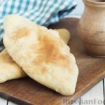 Хлебные лепёшки в духовке