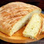 Кабачковый хлеб с луком