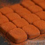 Домашние трюфели из сгущенного молока и какао