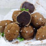 """Пирожное """"Картошка"""" в шоколадной глазури"""