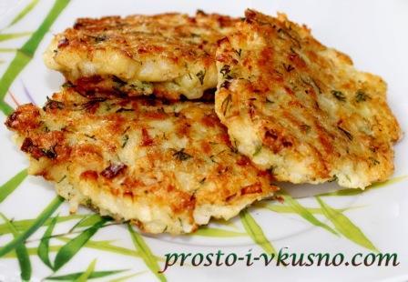Очень вкусные рыбные котлеты из филе минтая – пошаговый рецепт с фото