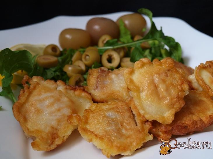 Рыба в кляре на сковороде – простой фото рецепт рыбного блюда пошагово