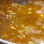 Вкусный гороховый суп с копчеными ребрышками – пошаговый видео рецепт