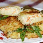 Картофельные зразы с мясным куриным фаршем – пошаговый рецепт с фото
