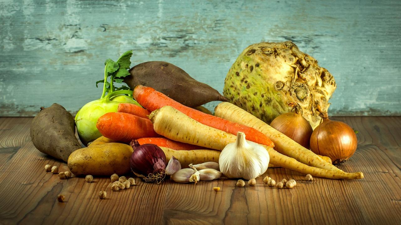 Польза овощей – чеснока, помидоров, свеклы, баклажанов, моркови, репы…