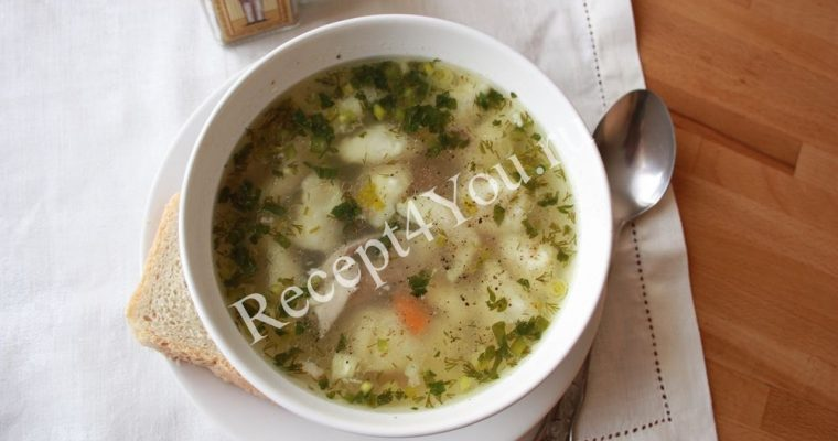 Вкусный куриный суп с картофелем и галушками – пошаговый рецепт с фото
