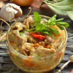Как приготовить вкусные тушеные куриные желудки в сметане – рецепт