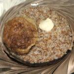Ёжики из фарша с рисом и подливкой – фото рецепт пошагово на сковороде