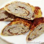 Как приготовить Бризоль из куриного фарша в духовке – пошаговый рецепт