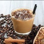 Кофейный молочный коктейль с шоколадом – рецепт с видео