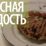 Котлеты из куриного фарша с шампиньонами и сыром – рецепт с видео