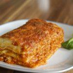 Вкусная лазанья с фаршем в домашних условиях — простой рецепт